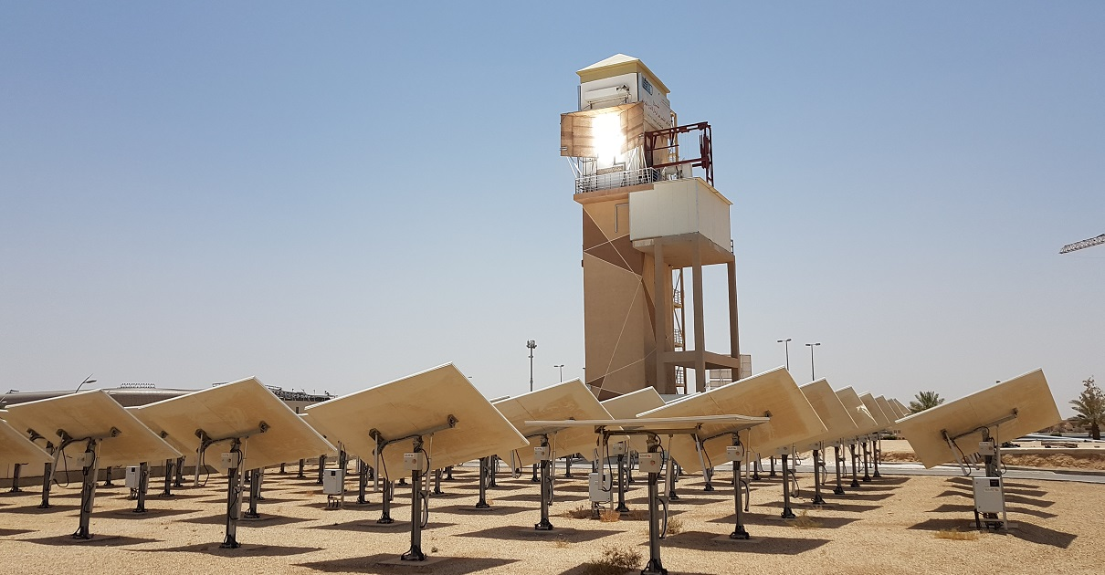 Electricity production from hot sand project - One of the most promising research projects...